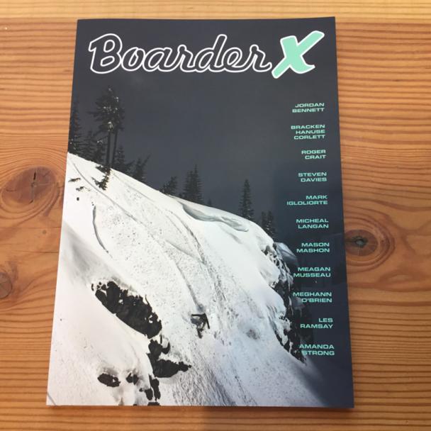 Boarder X Catalogue