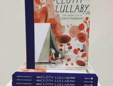 Book Novesky Cloth Lullaby 4